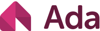 Ada logo wordmark